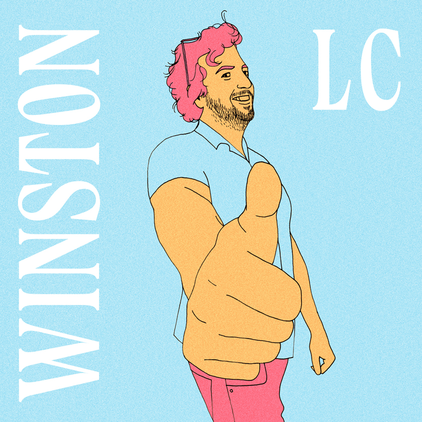 illustration Winston LC Marie Disle